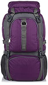 An affordable pack with features usually seen only in higher-priced packs. Side mesh pockets hold water bottle snugly or provide access to snacks. Front mesh pocket and bungee storage for stashing shoes, jacket, sunscreen or map. Top bungee f...