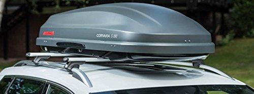Kamei Corvara S 390 - Carbon Grau matt