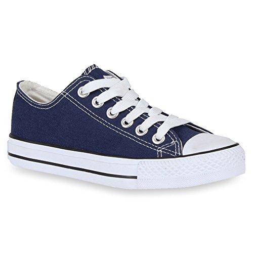 Shoes Calça As Sapatilhas Desportivas Pano Esportes Gr Das Mulheres. 36-41 Azul Escuro