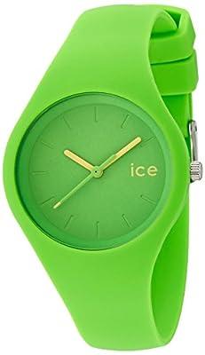 ICE-Watch Ola - Reloj de cuarzo para mujer, con correa de silicona, color verde de ICE-Watch