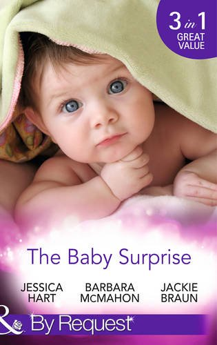book cover of The Baby Surprise
