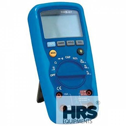 Multimetro digitale professionale IP-67 Marcucci Lafayette DMB-67