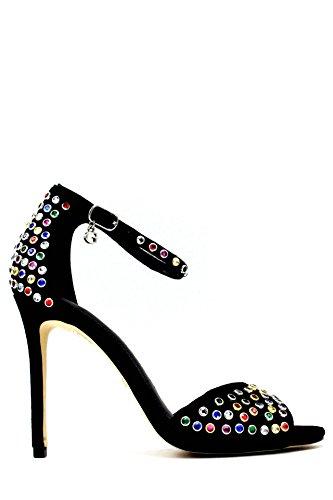 Guess Sandale FLPAR1-SUE0-NOIR Noir
