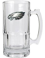 Great American Products Philadelphia Eagles NFL 1 Litre tasse de Macho - Primary Logo