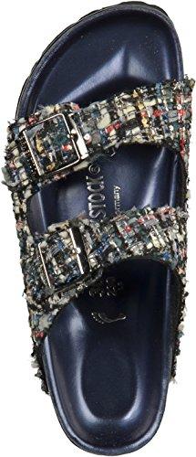 ARIZONA 752643 CIABATTA DONNA scarpa zoccolo sandalo allure grey *