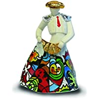 Nadal 711038 Figura Torero Nº 38, Resina,, 6x10x15.5 cm