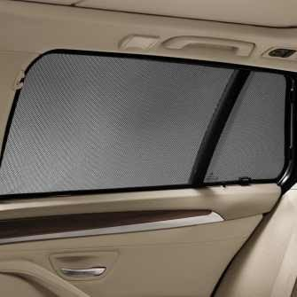 Sonnenschutz einteilig Seitenscheibe hinten X1 F48