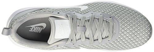 Nike  Air Max Turbulence Ls, Entraînement de course homme Multicolore (Wolf Grey/Pure Platinum/White)
