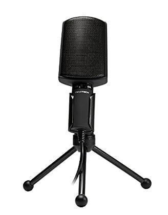 Owlotech OW1075 - Micrófono Profesional Gaming,...
