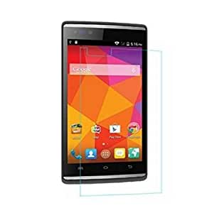 Gadget Decor Shock Absorbing / Abression Proof Tempered Glass Screen Protector For Micromax Canvas Fire 4G Q411
