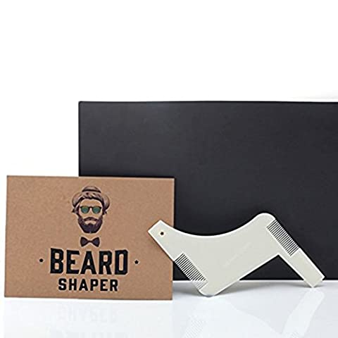 Bardland Hzs-01Barbe Peigne Outil Shaping Modèle Coupe kit de toilettage