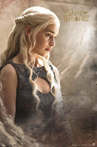 ilmposter Game of Thrones Daenerys, 61 x 91,4 cm ()