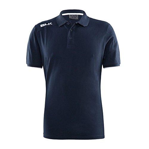 Blk Tek VI Media Polo Shirt, Marineblau Herren, Navy -