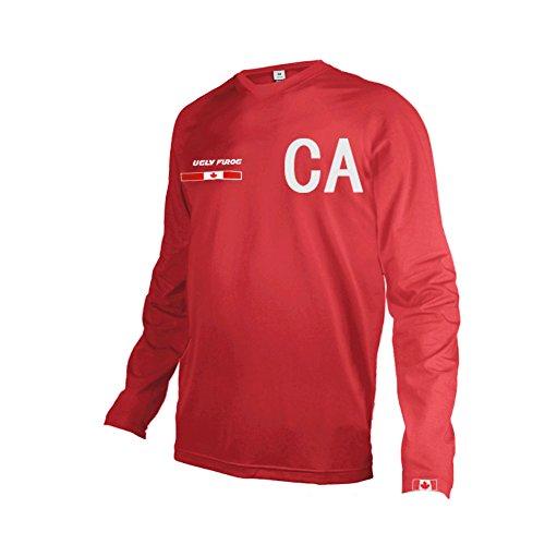 Uglyfrog Bike Fr¨¹hjahr Wear Long Sleeve Jersey Fr¨¹hlingsart MTB Motocross Jersey Herren Mountain Bike Downhill Shirt Sportbekleidung Kleidung