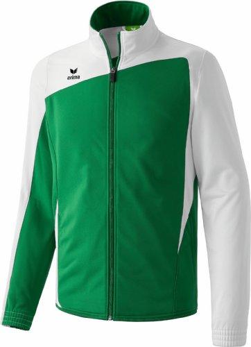 erima Herren Polyesterjacke Club 1900 Smaragd/weiß