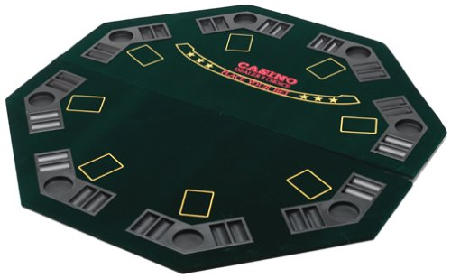 Deluxe Poker 4 Fold Table Top