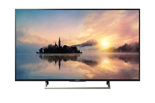 Sony Bravia KD55XE7002 4K HDR Smart TV (X-Reality PRO for Enhanced Clarity, Texture and Detail Picture Quality, 2017 Model) - 55 inch, Black