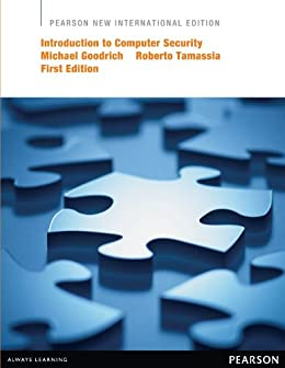Introduction to computer security pearson new international edition introduction to computer security pearson new international edition by goodrich michael tamassia fandeluxe Gallery