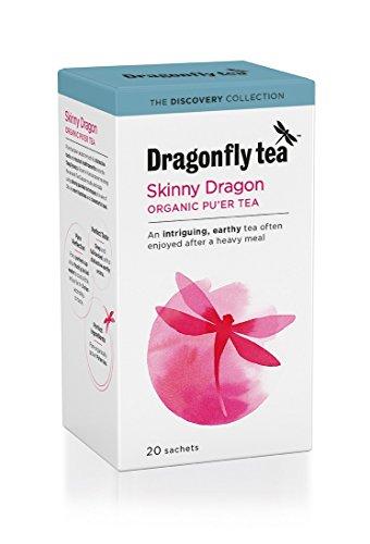 Dragonfly Pu'er Tea 20 Bags x 4