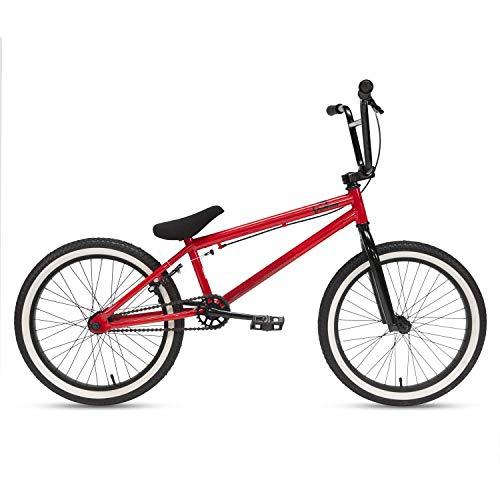 Venom Bikes 2019 20 inch BMX - Red - Zoll Bike 20 Bmx