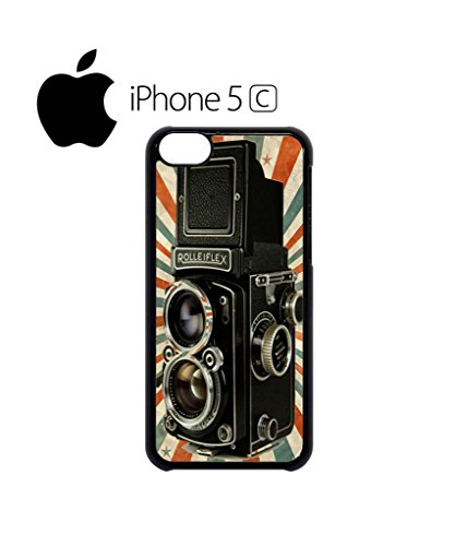 Retro Camera Photography Cool Funny Hipster Swag Mobile Phone Case Back Cover Hülle Weiß Schwarz iPhone 5c White Weiß