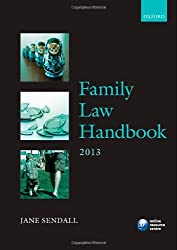 Family Law Handbook 2013 (Legal Practice Course Guide)