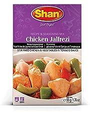 Shan Spice Mix for Chicken Jalfrezi 50g