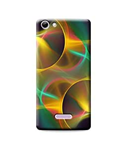 Be Awara Pattern Colour Abstract Back Cover Case for Micromax CanvasSelfie3Q348