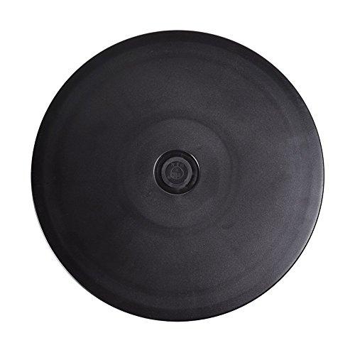 vzer 20,3cm schwere drehbar Stahl Kugellager-Ständer für Monitor TV Drehteller Lazy Susan Lcd-monitor-drehteller