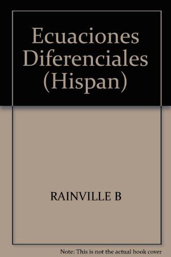 Ecuaciones Diferenciales (Hispan)