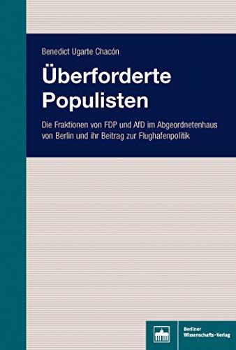 Überforderte Populisten: Die Fraktionen von FDP und gebraucht kaufen  Wird an jeden Ort in Deutschland