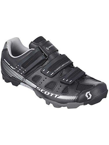 Sapatos Prata Scott Comp Rs Bicicleta Senhoras Mtb 2016 Prata Preto Preto rrgwqAa7