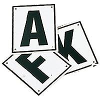 Premiere Letras-Marcas para Doma Clásica Large 20 * 25cm