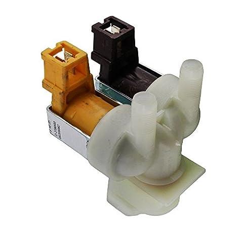 Europart Non Original Double Solenoid Water Valve Bosch W4380X1GB/01/WFF2001GB/01 Series