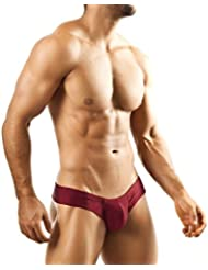 Taille Élastique Respirante Drapage Hommes Sac Sous-Vêtement De Hanche