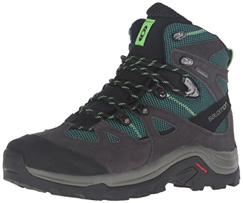Salomon Discovery Gore-Tex Women's Chaussure Course Trial - AW16 Black