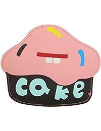 Merchant EShop Small Zip 3d Design Cup Cake Pouch 5 Inch