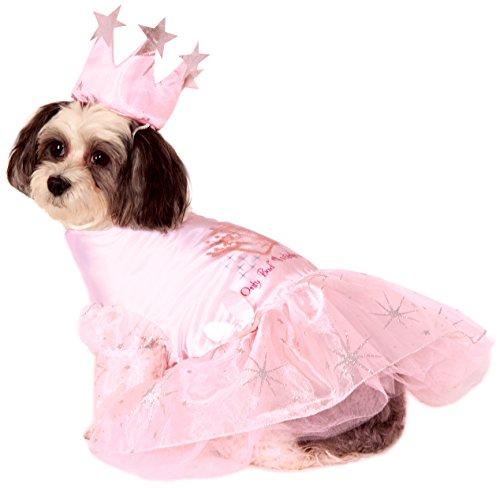 rer von Oz Collection Pet Kostüm (Glinda Den Zauberer Von Oz Kostüm)