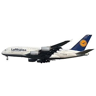 Schuco 403551674 - Lufthansa, A380-800 1:600, Flugzeug von Dickie Spielzeug