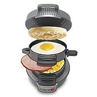 Emperor of Gadgets® Breakfast électrique Sandwich Maker