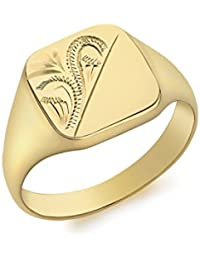b1e5a54584f74 Amazon.co.uk: Signet & Sovereign - Rings / Women: Jewellery