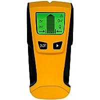 SODIAL Pantalla LCD de calibracion automatica de metal de pared de madera detector de linea ST250