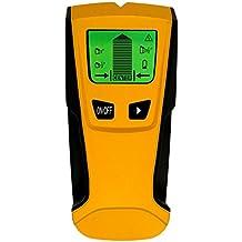 TOOGOO Pantalla LCD de calibracion automatica de metal de pared de madera detector de linea ST250