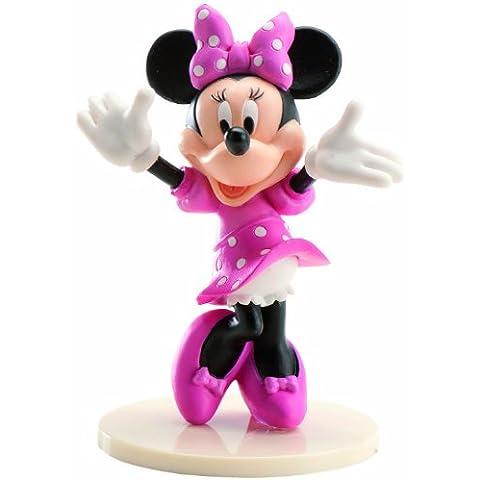 Minnie in plastica soggetto Disney da decorazione torta