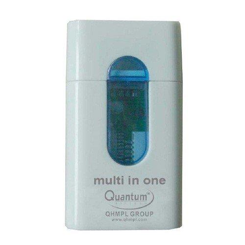 Quantum QHM5090 Memory Card Reader (Blue)