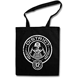 District 12 Bolsas de la Compra Reutilizable