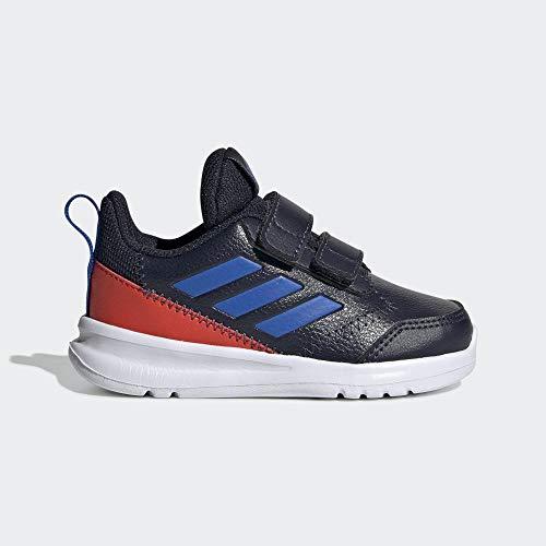 Adidas Altarun CF I, Zapatillas para Bebés, Multicolor Legend Ink/Blue/Active Orange G27279, 27 EU...