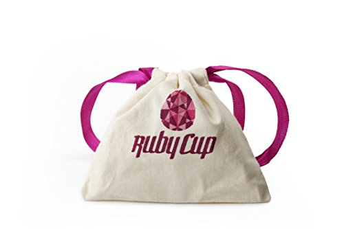 Ruby Cup Menstruationstasse, Model Mittel Classic