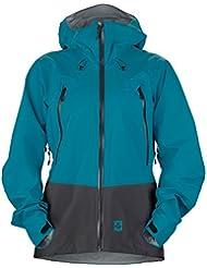 Sweet Protection Salvation WMN Jacket Blue Charcoal 17/18, azul marino