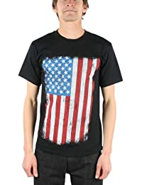 Price Busters - Us Flag Distressed Adult T-Shirt